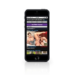 Watch Naughty America on your iPhone.