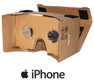 Google Cardboard for iPhone & Android - for the ultimate VR porn experience!