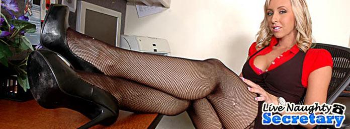 Live Naughty Secretary