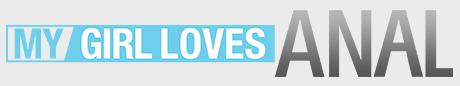 My Girl Loves Anal's site logo