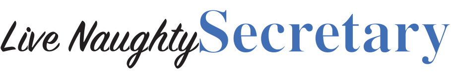 Official Live Naughty Secretary logo