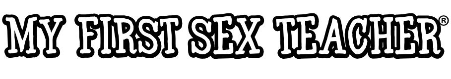 Official My First Sex Teacher logo