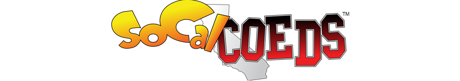 Official Socal Coeds logo