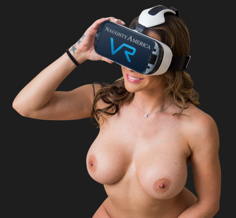 VR porn experience: Rachel Roxx fulfills her sex fantasy with virtual reality xxx videos